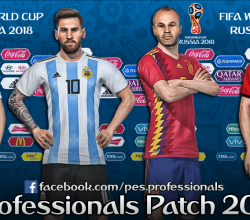 [Fshare] PES Professionals Patch 2017 V4.1 - Patch PES 2017 mới nhất cho PC