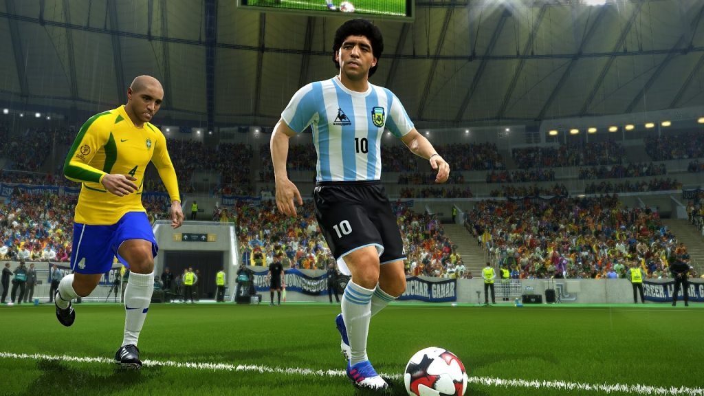 [Fshare] PES Professionals Patch 2018 V2.1 – Patch PES 2018 mới nhất