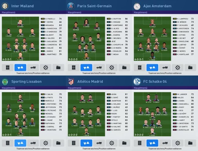 PES 2019 Miniface Pack Vol. 4 ( 1882 Minifaces ) by 1002MB