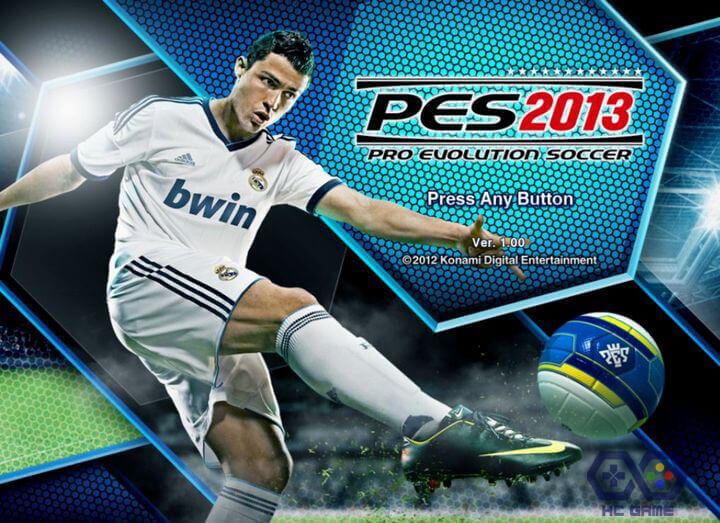 PES 2013 Next Season Patch 2019 Option File Update 2019/2020