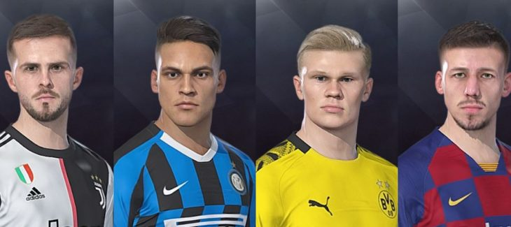 PES2018 – SmokePatch Face Pack – Facepack PES 2018 mới nhất
