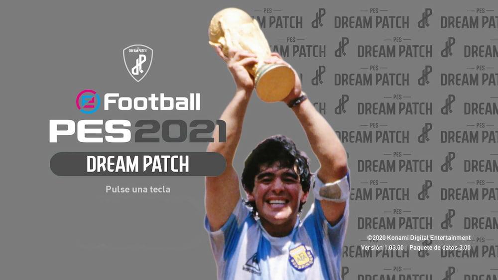PES 2021 Dream Patch 2021 V1.2 - Patch PES 2021 mới nhất